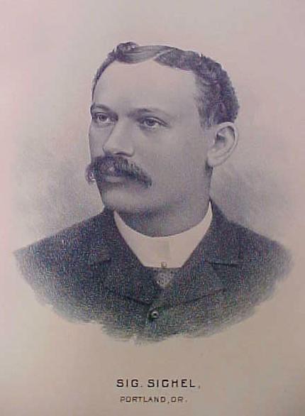 1907 Sigmund Sichel KCCH