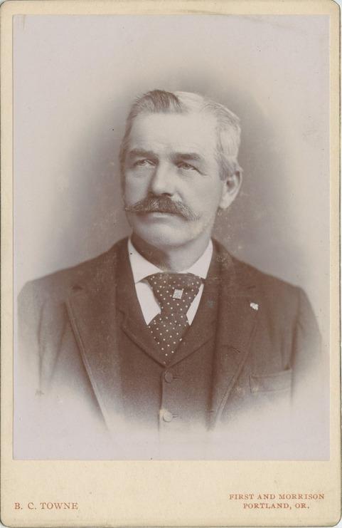 134 Pease Capt George Anson