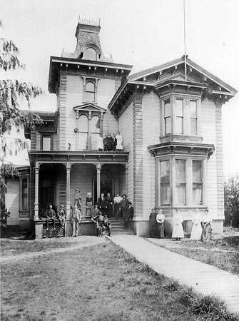 Underwood House