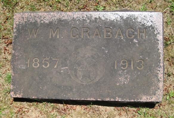 1913 Grabach stone